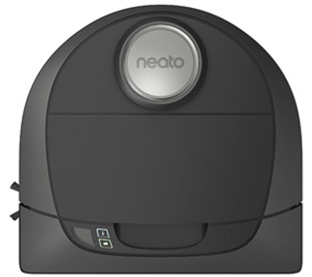 NEATO Botvac D5+ Connected Robot Vacuum Cleaner - Black