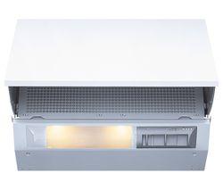 NEFF D2664X0GB Integrated Cooker Hood - Silver