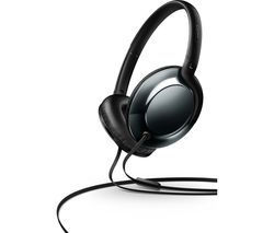 PHILIPS SHL4805DC Headphones - Black