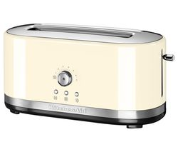 KITCHENAID 5KMT4116BAC 2-Slice Toaster - Cream