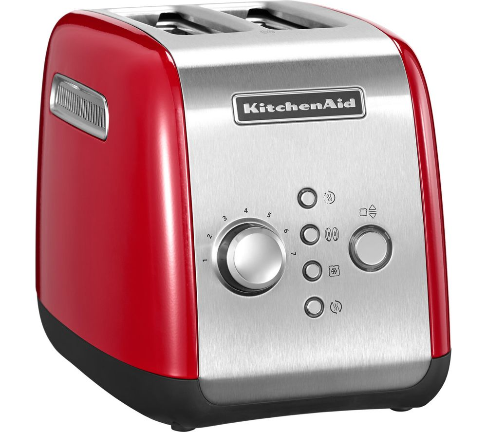 KITCHENAID 5KMT221BER 2-Slice Toaster - Empire Red