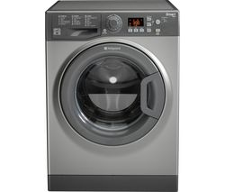 HOTPOINT WMFUG 863G UK 8 kg 1600 Spin Washing Machine - Graphite
