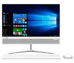 "LENOVO IdeaCentre 510 21.5"" All-in-One PC - White"