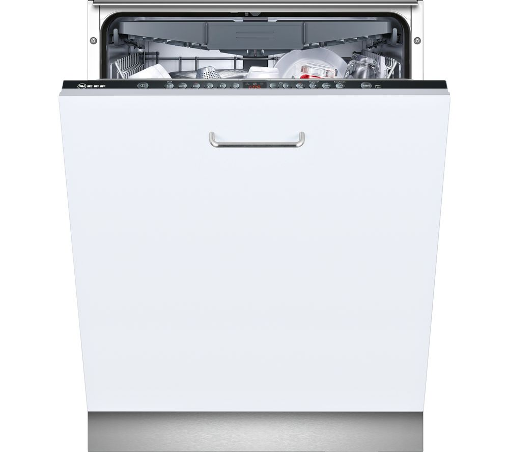 NEFF S713M60X0G Full-size Integrated Dishwasher