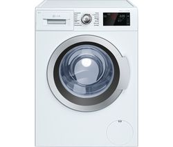 NEFF W746IX0GB 9 kg 1400 Spin Washing Machine - White