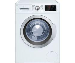 W746IX0GB 9 kg 1400 Spin Washing Machine - White