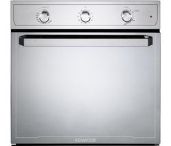 KENWOOD KS101GSS Gas Oven - Stainless Steel