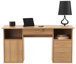 ALPHASON Dallas AW12289 Work Centre - Beech
