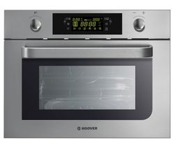 HOOVER HMC440 PX Built-in Combination Microwave - Black