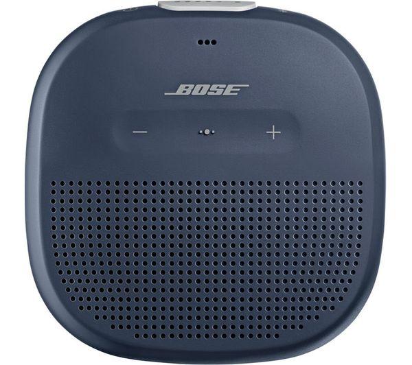 Image of BOSE Soundlink Micro Portable Bluetooth Speaker - Blue