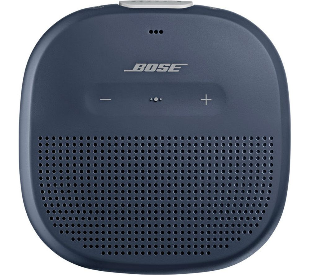 Image of BOSE Soundlink Micro Portable Bluetooth Speaker - Blue, Blue