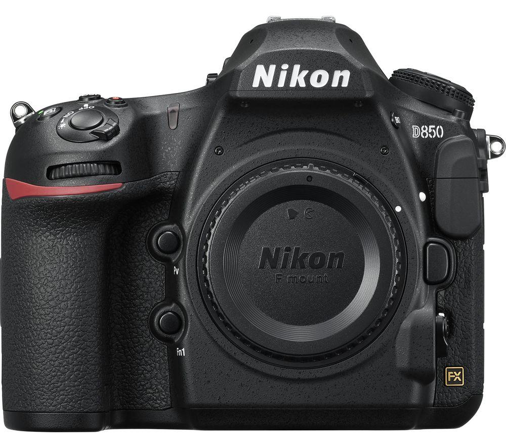 NIKON D850 DSLR Camera - Body Only