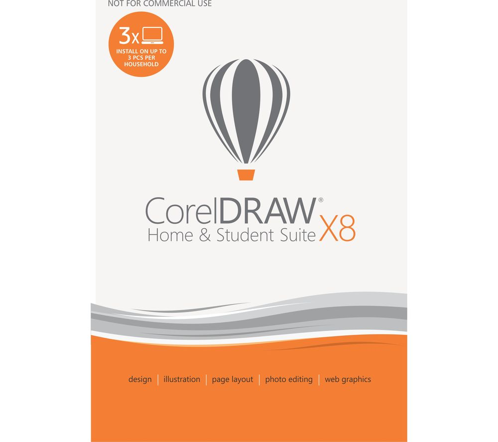 Compare prices for Corel CORELdraw Home and Student suite X8