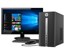 "HP 570-a111na Desktop PC with Full HD 21.5"" LED Monitor"