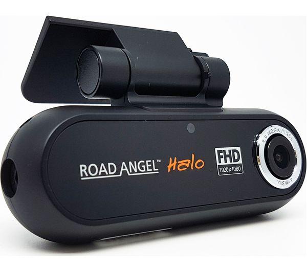 Image of ROAD ANGEL HALO Dash Cam - Black