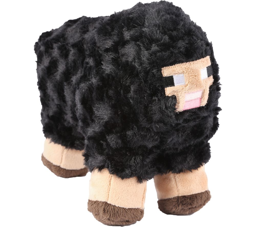 Photo of Minecraft sheep plush toy with hang tag - 10