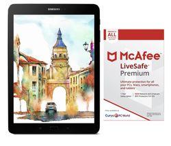 "SAMSUNG Galaxy Tab S3 9.7"" Tablet - 32 GB, Silver"