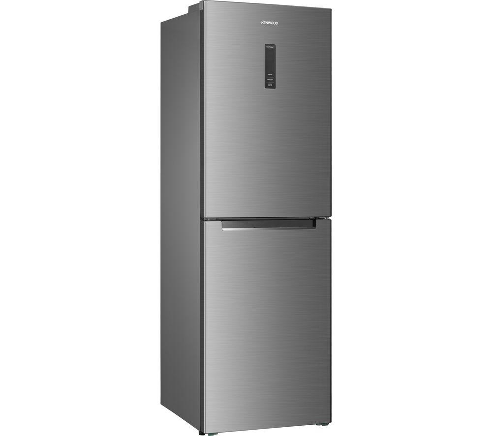 KENWOOD KNF60HX18 50/50 Fridge Freezer - Silver