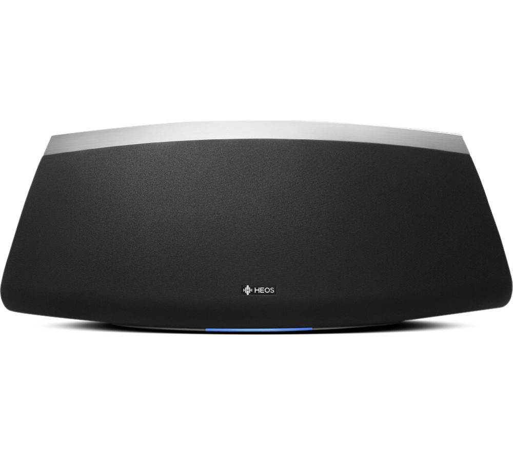 Image of DENON HEOS 7 HS2 Wireless Smart Sound Speaker - Black, Black