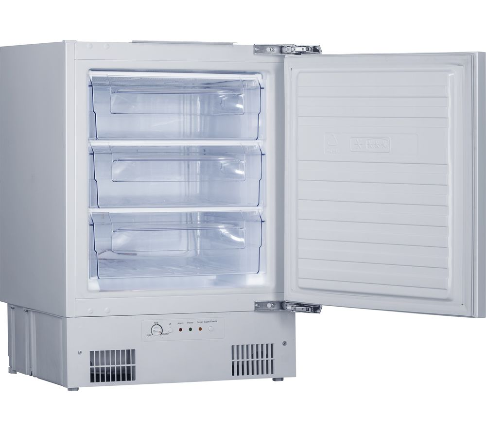 KENWOOD KIF60W18 Integrated Undercounter Freezer