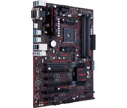 ASUS PRIME B350-PLUS AM4 Motherboard