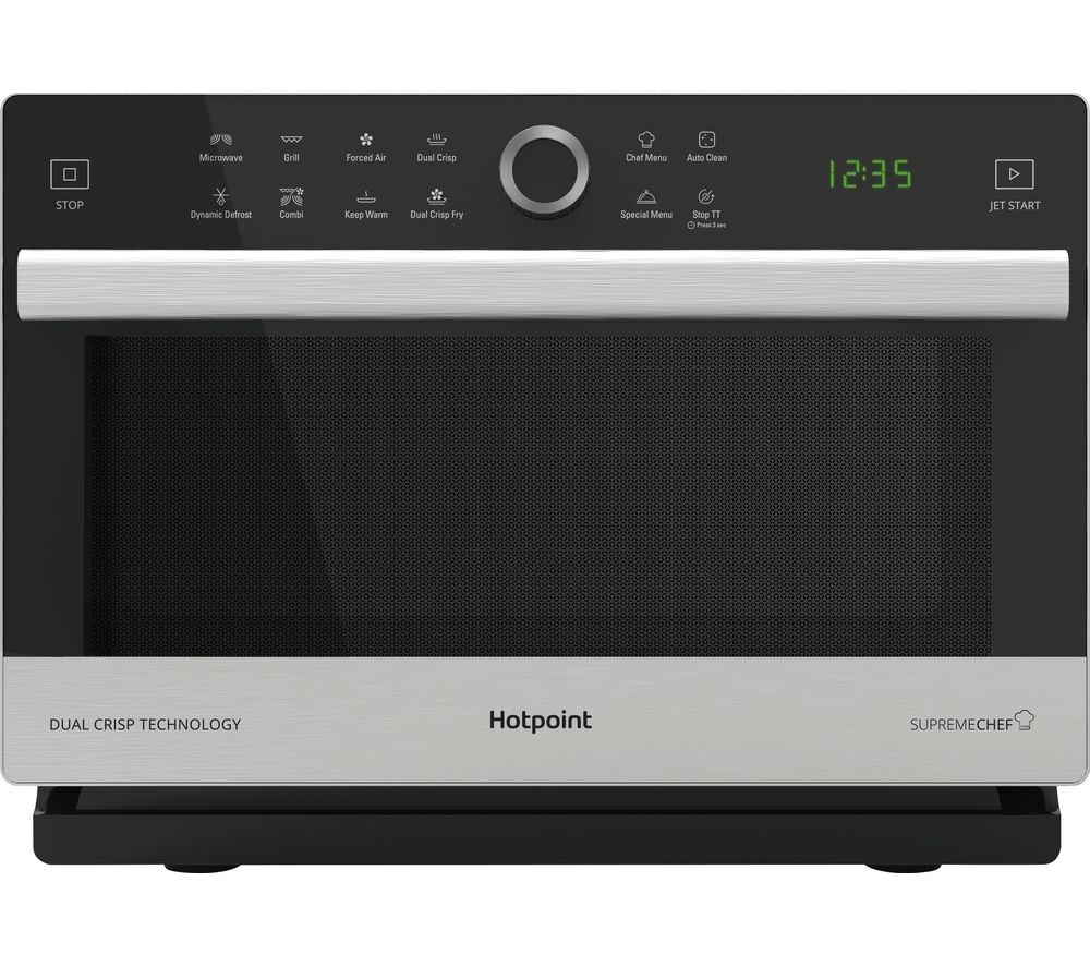 HOTPOINT MWH 338 SX Combination Microwave - Stainless Steel