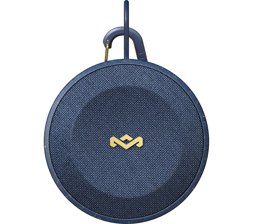 HOUSE OF MARLEY No Bounds EM-JA015-BL Portable Bluetooth Speaker - Blue