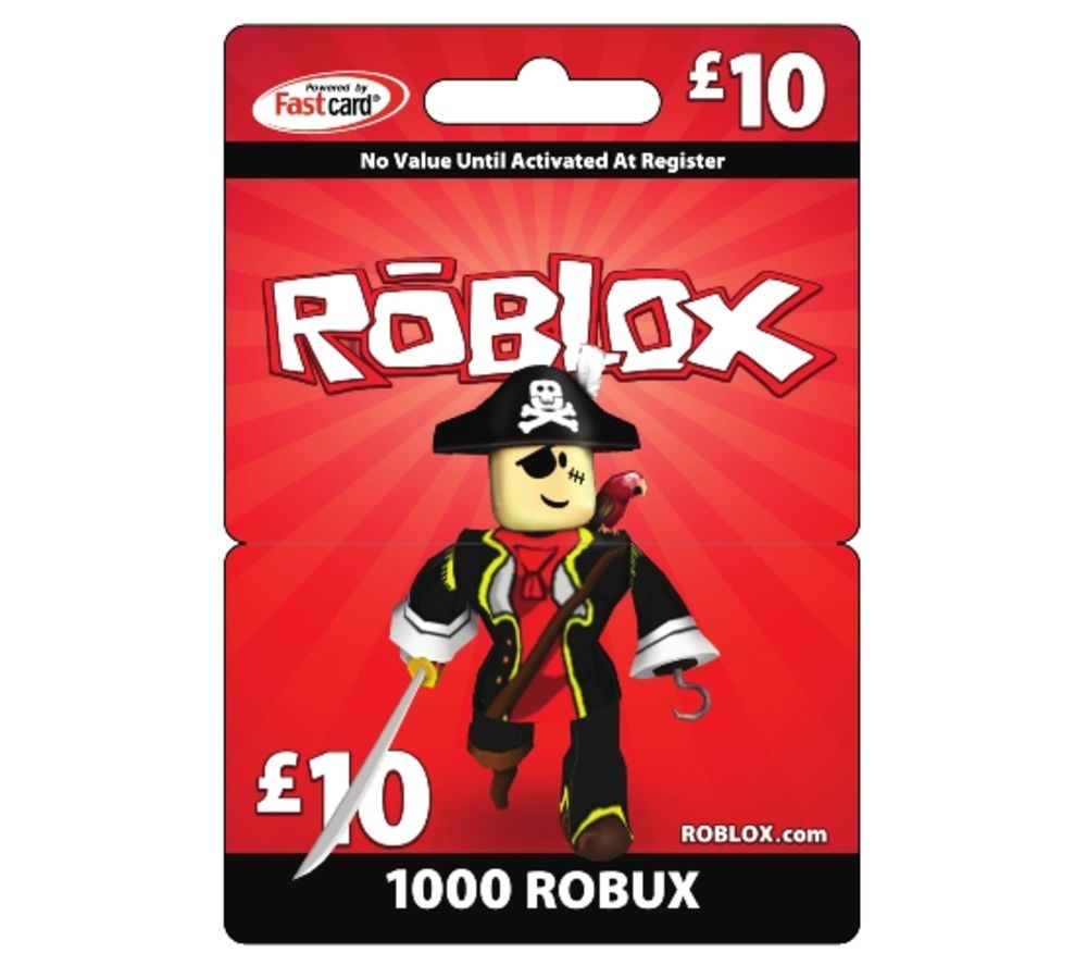 GC MALL Roblox Gift Card - £10