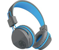 JBuddies Studio Wireless Bluetooth Kids Headphones - Blue