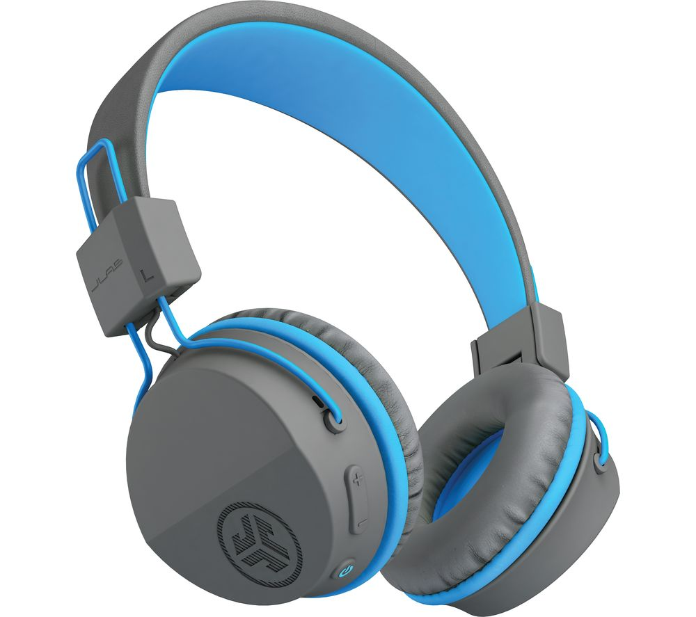 JLAB AUDIO JBuddies Studio Wireless Bluetooth Kids Headphones - Blue
