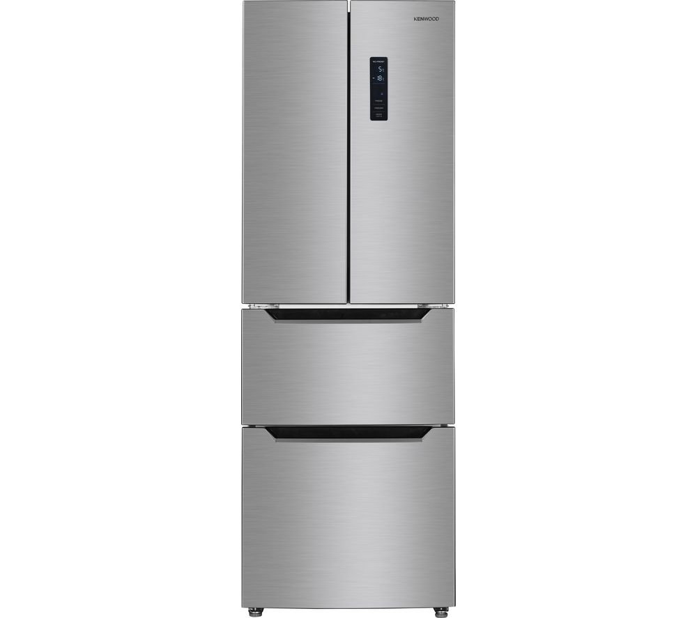 KENWOOD KMD60X19 Fridge Freezer - Inox