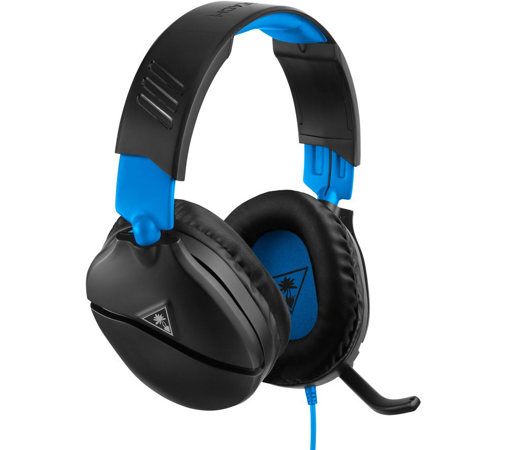 TURTLE BEACH Recon 70P 2.1 Gaming Headset - Black