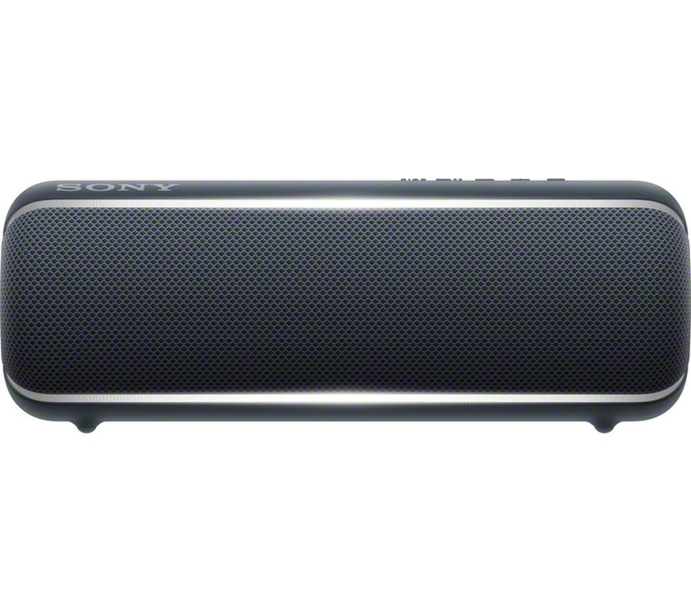 SONY EXTRA BASS SRS-XB22 Portable Bluetooth Speaker - Black