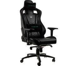 Epic Gaming Chair - Black & Green