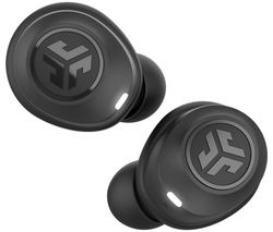 JBuds Air Wireless Bluetooth Earphones - Black