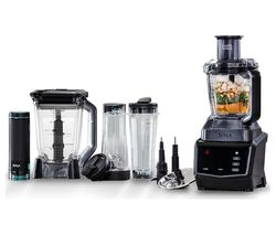 NINJA Smart Screen Kitchen System with FreshVac Technology - Black