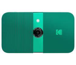 KODAK Smile Digital Instant Camera - Green