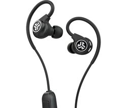 JLAB AUDIO Fit Sport 3 Wireless Bluetooth Earphones - Black