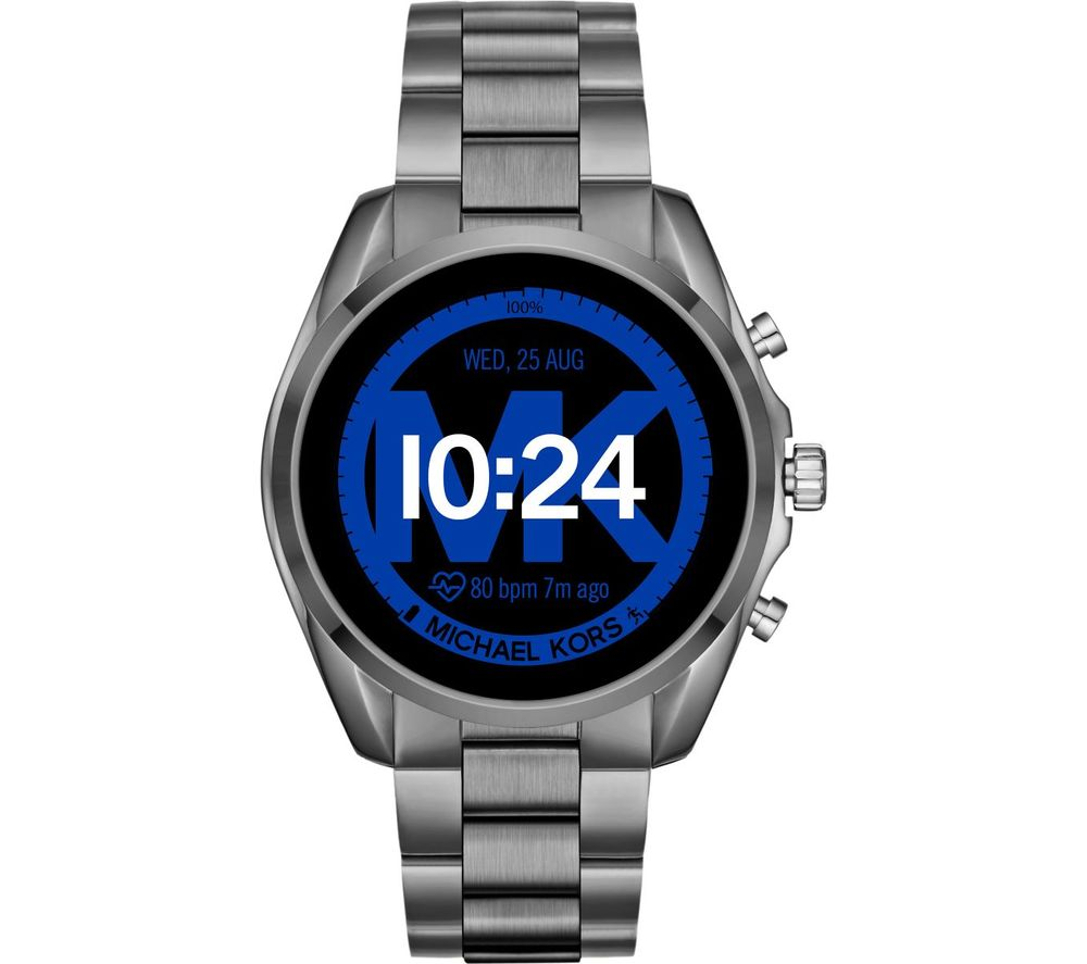 Image of MICHAEL KORS Access Bradshaw 2 MKT5087 Smartwatch - 44 mm, Gunmetal