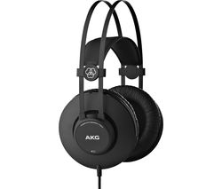 AKG K52 Headphones - Black