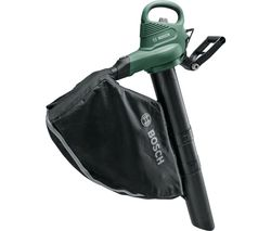 UniversalGardenTidy Basic Garden Vacuum and Leaf Blower - Green & Black