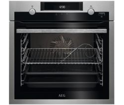 SteamBake BCS556020M Electric Steam Oven - Stainless Steel