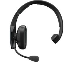 B550-XT Wireless Bluetooth Headset with Google Assistance - Black