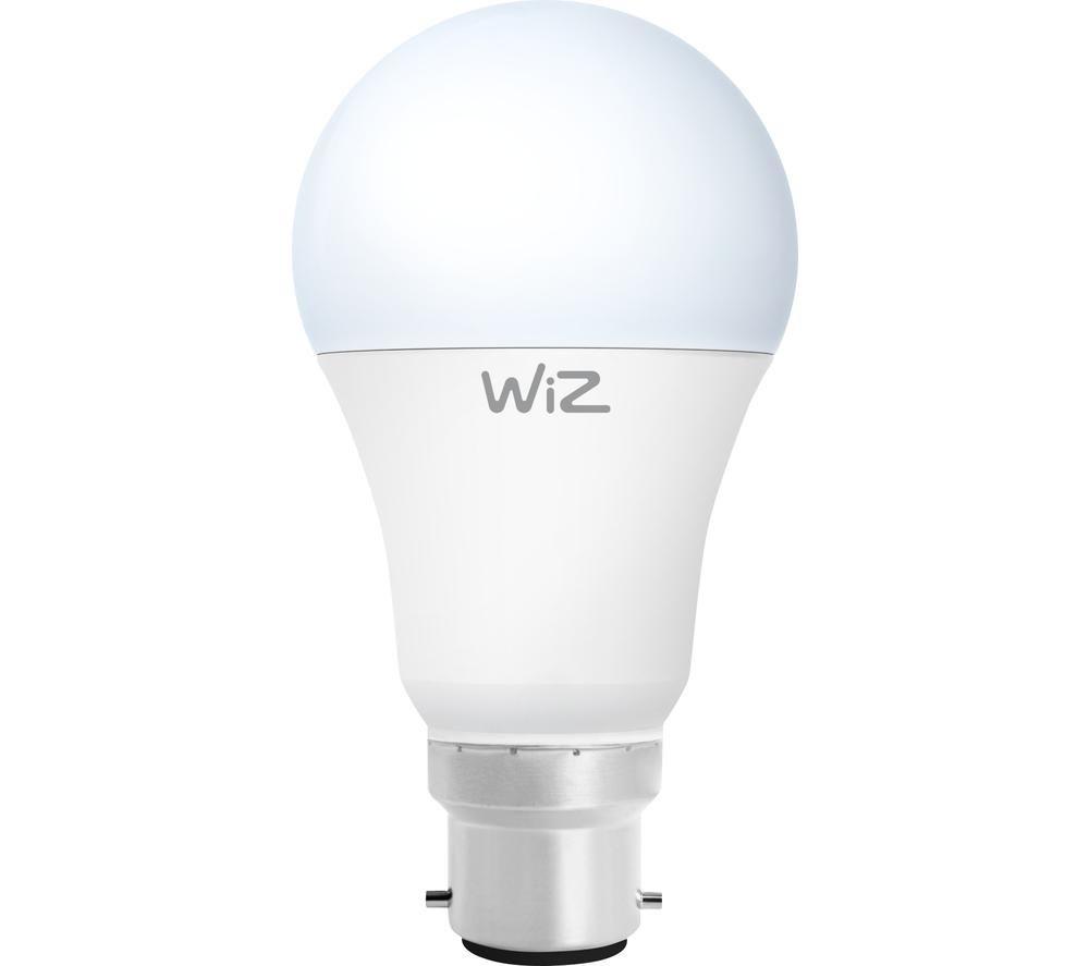 WIZ CONNECTED Smart LED Light Bulb - B22, Daylight