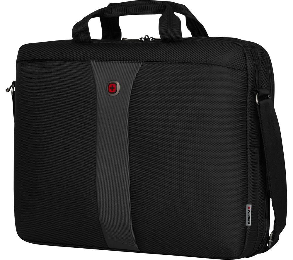 "WENGER Legacy 17"" Laptop Case - Black"