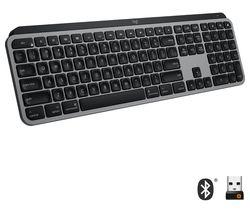 MX Keys for Mac Wireless Keyboard
