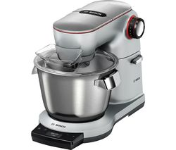 OptiMUM MUM9GX5S21 Kitchen Machine - Silver & Black