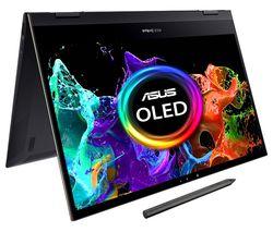 """Zenbook S Flip UX371EA 13.3"""" 2 in 1 Laptop - Intel® Core™ i7, 1 TB SSD, Black"""