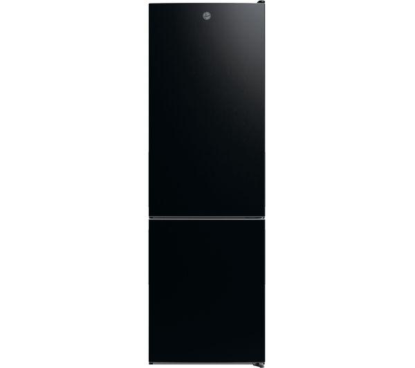 HOOVER HMDNB 6184BK 70/30 Fridge Freezer - Black