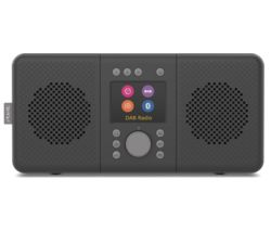 Elan Connect+ DAB+/FM Smart Bluetooth Radio - Black